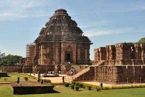 Có gì ở Konark - ngôi đền giới tính độc đáo của Ấn Độ?