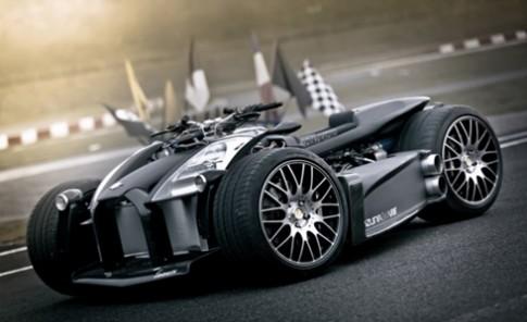 Cỗ máy 4 bánh với sức mạnh của Ferrari