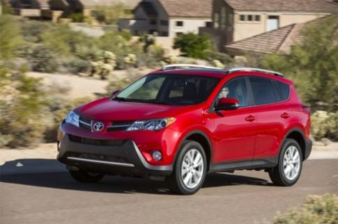 Crossover dần hạ bệ sedan tại Mỹ
