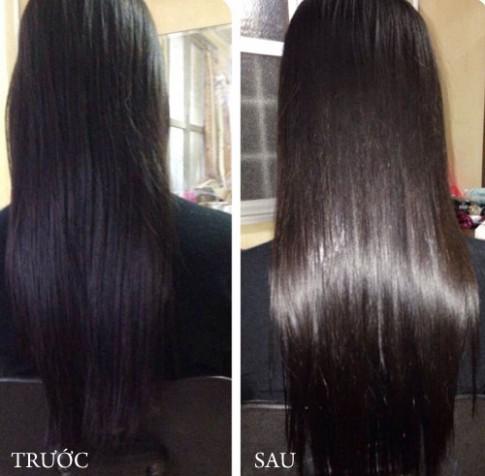 Điều kỳ diệu nào xảy ra khi dùng vitamin B1 gội đầu để dưỡng tóc