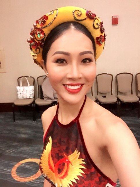 Diệu Ngọc nhận được tín hiệu đáng mừng từ Hoa hậu Thế giới 2016