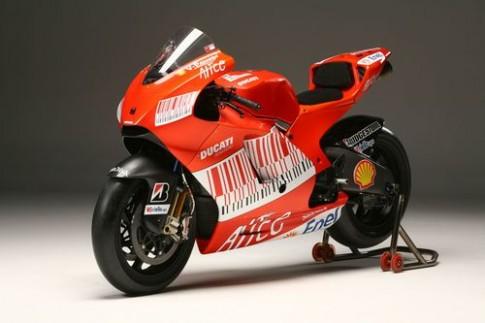 Ducati Desmosedici GP7 sắp có mặt tại Việt Nam