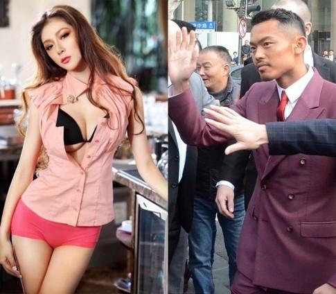 Đường cong bốc lửa của hoa hậu vụng trộm với tay vợt Lin Dan
