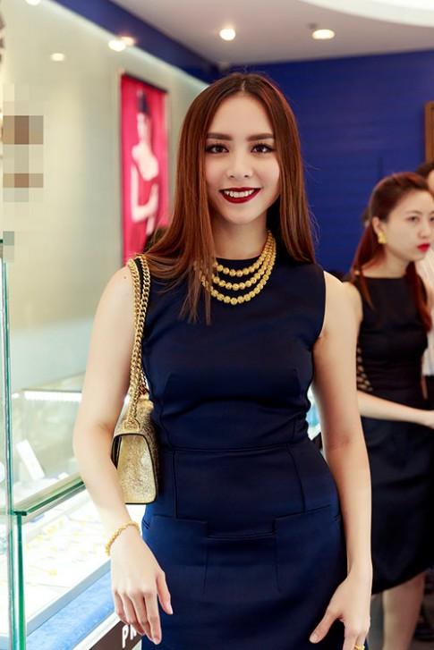 Dương Trương Thiên Lý, Phạm Hương thân thiết như chị em