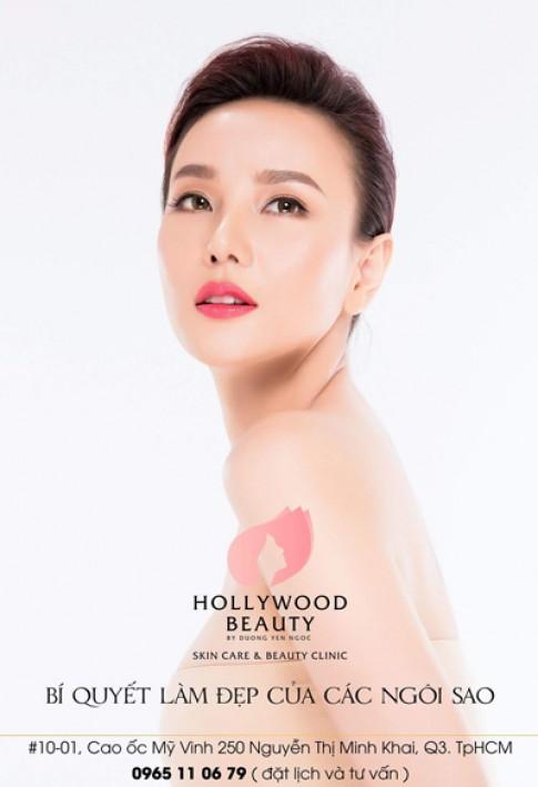 Dương Yến Ngọc gây bất ngờ với tay nghề phun thêu trong giới làm đẹp Sài Gòn.