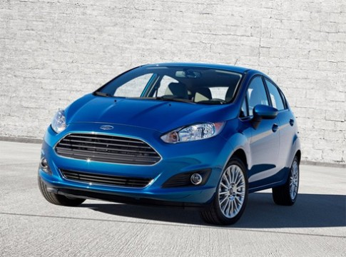 Ford Fiesta EcoBoost 2014