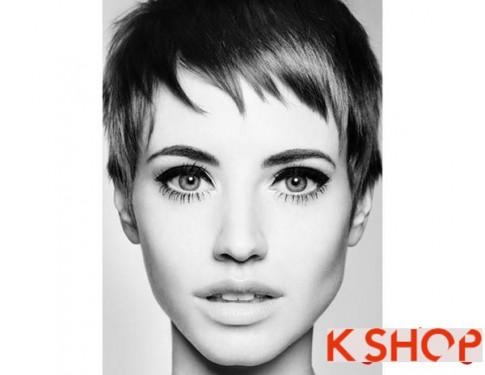 Gợi ý kiểu tóc công sở đẹp 2017 cho bạn gái dễ thương cuốn hút ánh nhìn