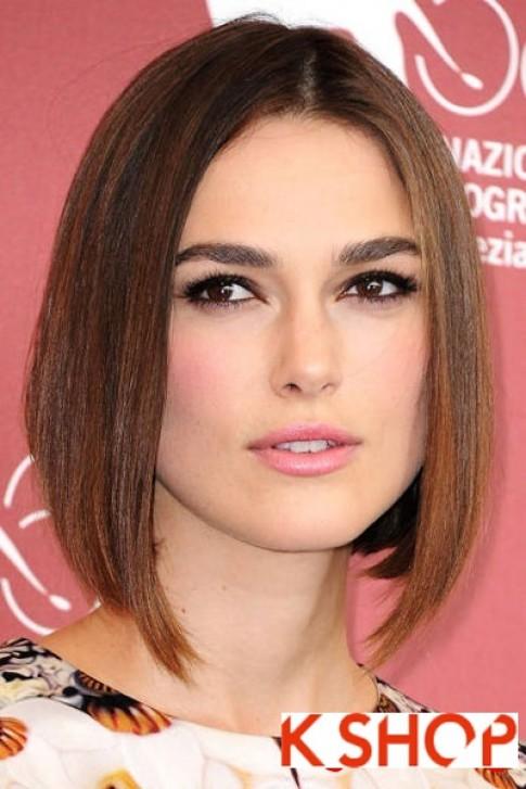 Gợi ý kiểu tóc đẹp 2017 cho cô nàng có khuôn mặt vuông quyến rũ