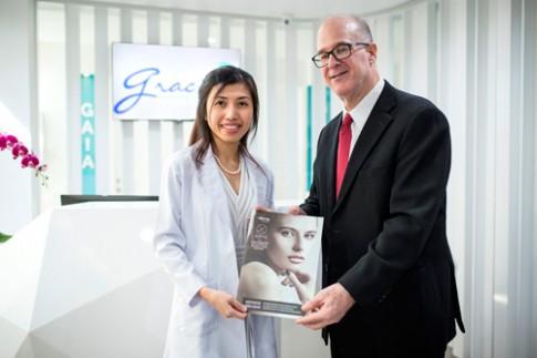 Grace Skincare Clinic – Tham vọng về tiêu chuẩn quốc tế cho phòng khám da liễu Việt.