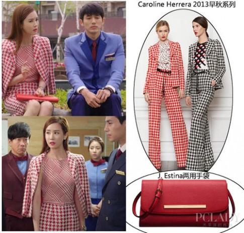 Hàng hiệu đẳng cấp của 'nữ thừa kế' Lee Dae Hae