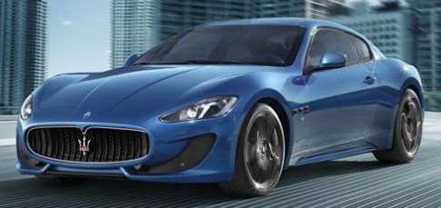 Hang sieu xe Maserati vao Viet Nam