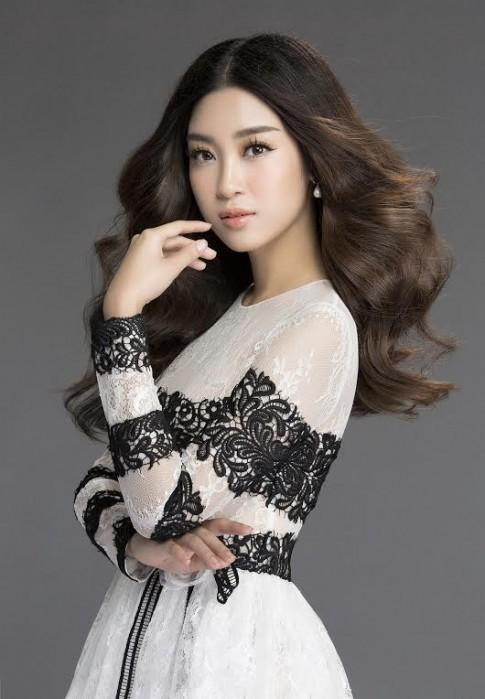 Hoa hậu Mỹ Linh cứ đẹp ngả đẹp nghiêng thế này, ai chả say đắm!