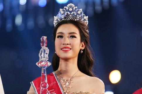 Hoa hậu Mỹ Linh tủi thân vì bị chê xấu, sợ lộ tật... ngủ gật