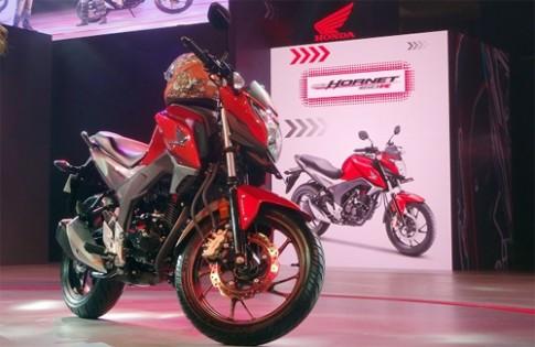 Honda CB Hornet 160R - đối thủ của Yamaha FZ giá 1.400 USD