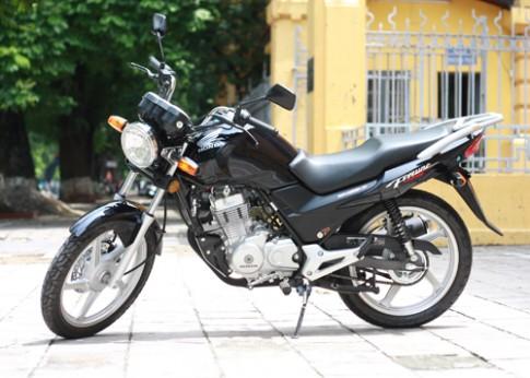 Honda Fortune 125 - xe côn tay hợp túi tiền người Việt