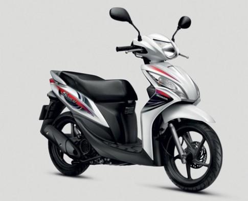 Honda ra mắt xe tay ga Spacy 2013
