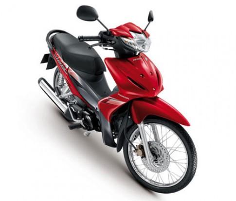 Honda Wave 110i ăn khách nhất tại Thái Lan