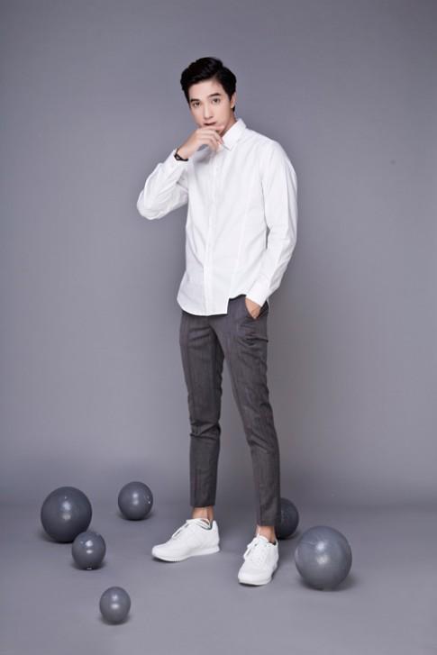 Hot boy của Vũ Ngọc Đãng: 'Có mục đích mới khoe thân'