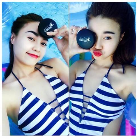 Hot girl Việt 'phát sốt' với trào lưu mỹ phẩm Thái.