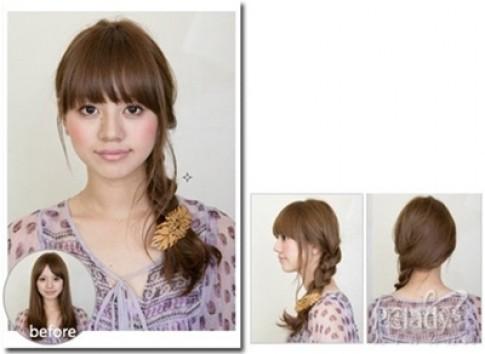Hướng dẫn tạo 3 kiểu tóc đẹp 2017 cho cô nàng thêm năng động cá tính