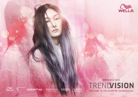 International Trend Vision Award 2016: Showcase hàng đầu về xu hướng tóc.