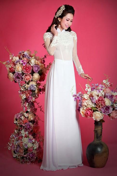 Ít xuất hiện, Hoa hậu ảnh Phan Thu Quyên vẫn gây xiêu lòng bởi vẻ đẹp mê hồn