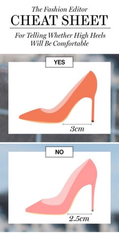 Khi giày mua qua mạng bị chật cứng, thay vì than vãn hãy làm ngay các mẹo sau!