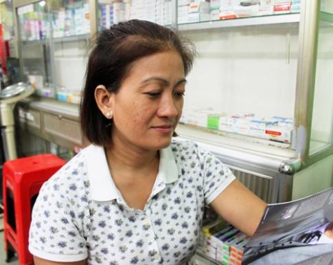 Kinh nghiệm trị nám, sạm da hiệu quả ở tuổi 42 của dược sĩ.