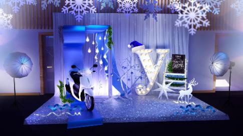 Làm đẹp miễn phí, nhận quà giá trị tại 'Christmas Night Out'