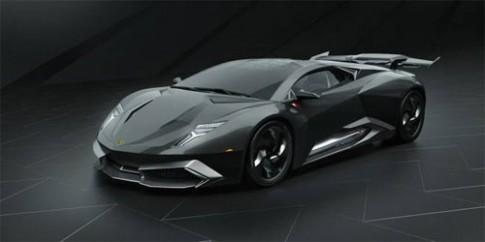 Lamborghini Centenario - siêu xe mới mạnh hơn Aventador