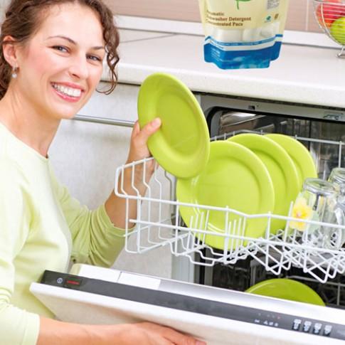 Lợi ích bất ngờ từ việc rửa chén bát hàng ngày
