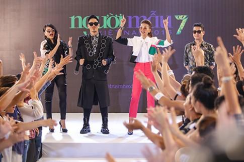 Lý Quí Khánh không còn tha thiết muốn nói về VN Next Top Model
