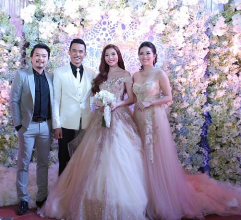 Mặc nổi bật hơn cả cô dâu, nhiều sao Việt bị chỉ trích vì chơi trội khi đi đám cưới