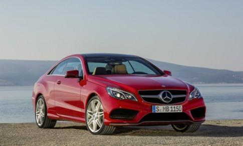 Mercedes E-Class coupe mới sẽ cảm xúc hơn