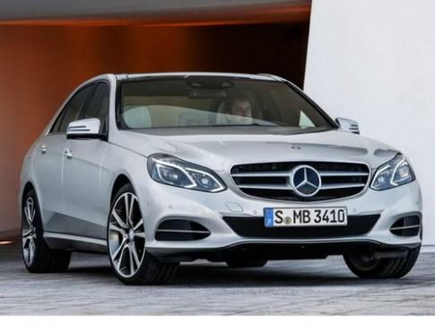 Mercedes giới thiệu hộp số tự động 9 cấp đầu tiên