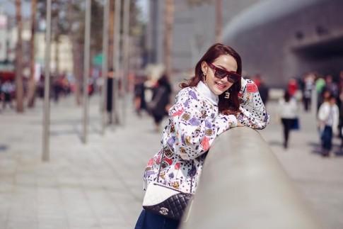 Minh Hằng sở hữu tủ đồ hiệu đẳng cấp như một fashionista