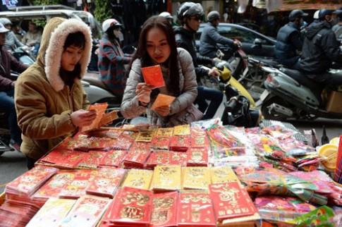 Moi nguoi Viet tieu hon 14 trieu cho Tet Nguyen Dan