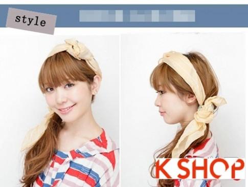 Một số kiểu tóc Hàn Quốc đẹp 2017 cho bạn gái dễ thương đầy lôi cuốn
