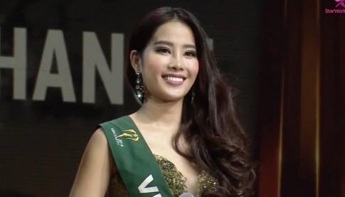 Nam Em đã toả sáng rực rỡ như thế này tại Miss Earth 2016