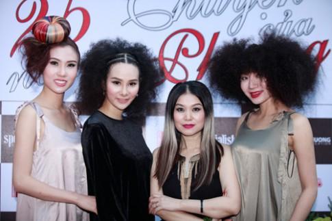 """Nhà tạo mẫu tóc Minh Phương và 25 năm khắc họa """"Chuyện của Phương""""."""