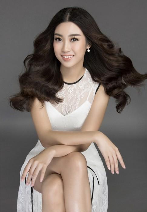 Nhan sắc ngày càng rực rỡ của Hoa hậu Đỗ Mỹ Linh