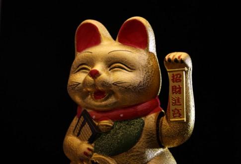 Những bí mật thú vị về chú mèo Thần tài Nhật Bản