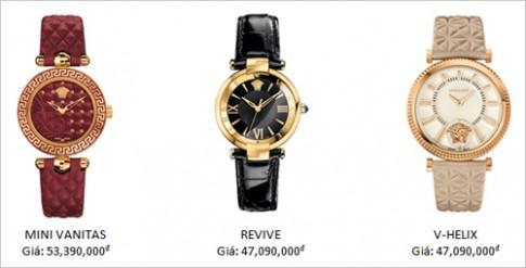 Những chiếc đồng hồ làm mê mẩn phái đẹp.