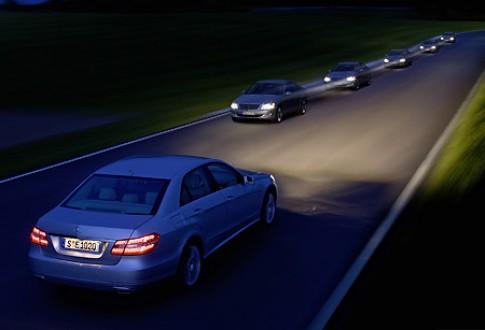 Những công nghệ nổi bật trên Mercedes E-class mới