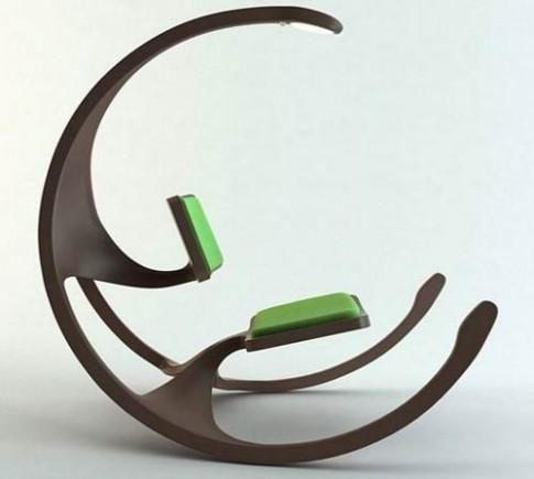 Những mẫu ghế độc đáo đến khó tin