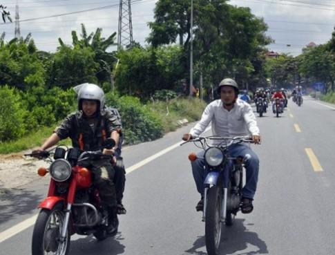Những mẫu xe dành cho 'phượt tử' Việt