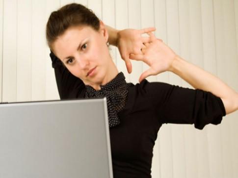 Những nguyên tắc giảm béo mỡ bụng cho dân văn phòng