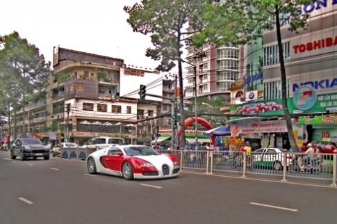 Những siêu xe hàng độc của đại gia Việt Nam