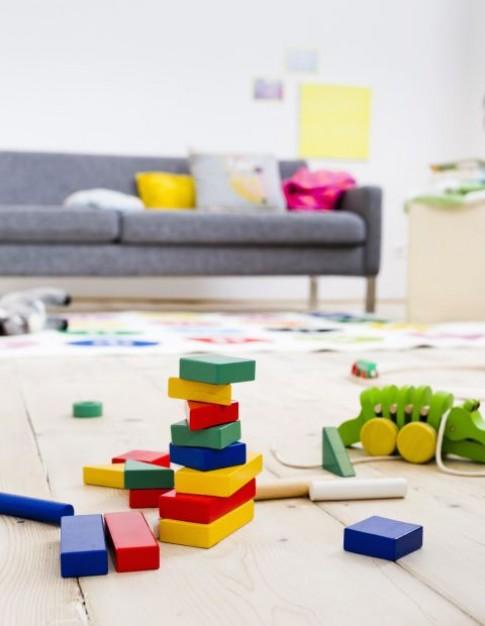 Những tác nhân gây căng thẳng hiện diện trong nhà