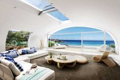 Penthouse đẹp kiêu sa hút mọi ánh nhìn